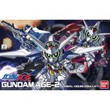 GUNDAM AGE-2 (NORMAL, DOUBLE BULLET) (SD/BB)