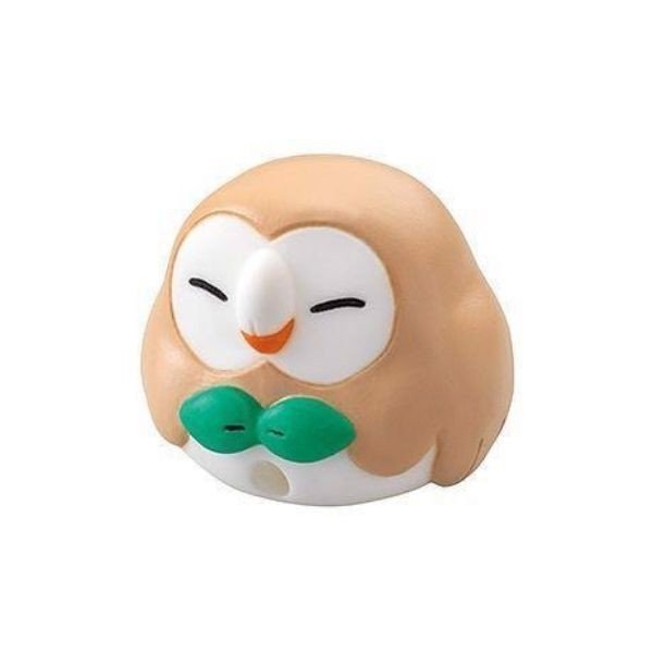 Pokemon Cord Keeper! Tsunagete Pokemon 2 - Rowlet (Mokuroh)