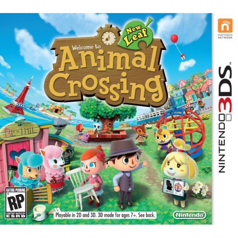 034 - ANIMAL CROSSING: NEW LEAF
