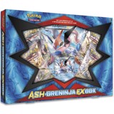 PB33 - ASH-GRENINJA-EX BOX (POKÉMON TRADING CARD GAME)