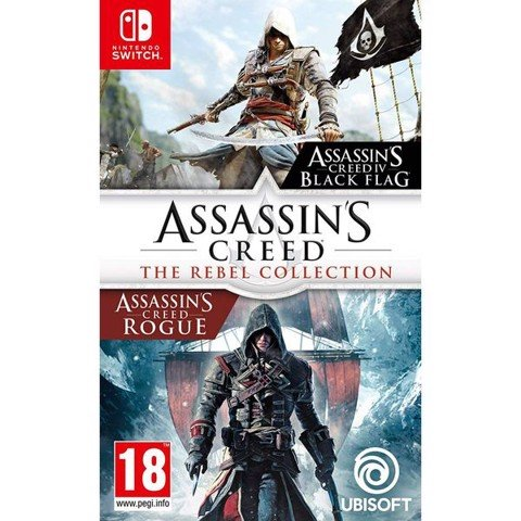 GSW151 - Assassin's Creed: The Rebel Collection cho Nintendo Switch