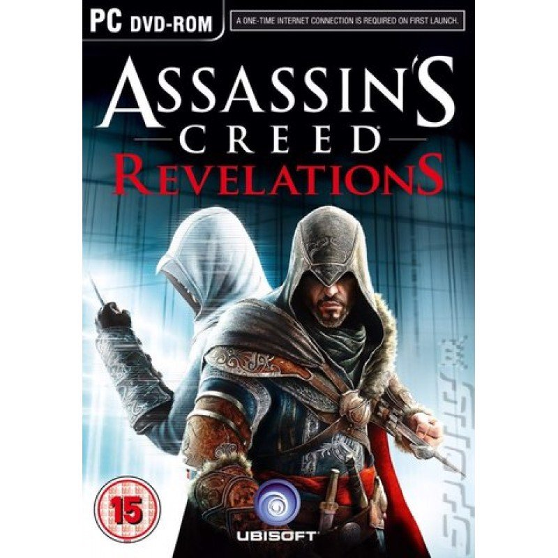 PC013 - ASSASSIN'S CREED: REVELATIONS