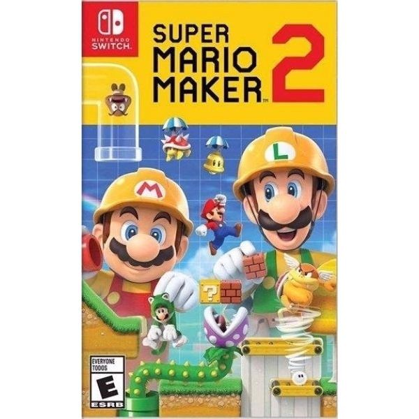 SW107 - Super Mario Maker 2 cho Nintendo Switch
