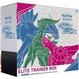 PE27 - Pokemon TCG Cosmic Eclipse Elite Trainer Box