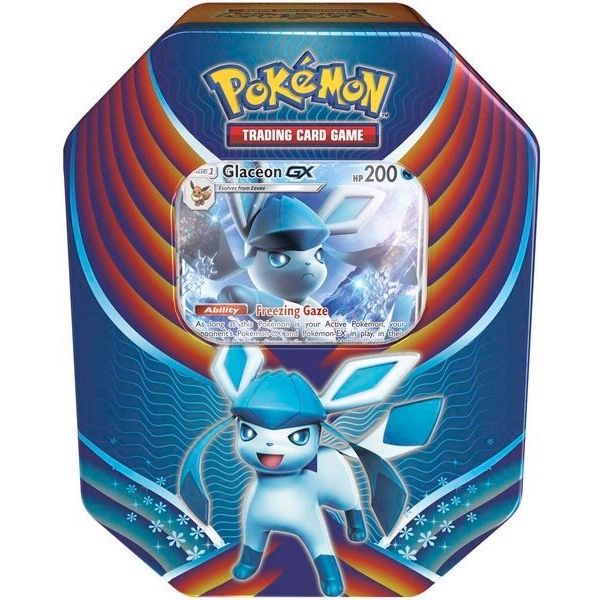 PT38 - Glaceon-GX Evolution Celebration Tin (Pokemon TCG)