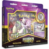 PB108 - Thẻ Bài Pokemon Hidden Fates Pin Collection - Mewtwo