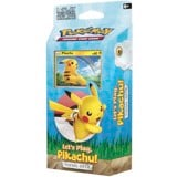 PD67 - Bộ bài Pokemon Let's Play, Pikachu! Theme Deck