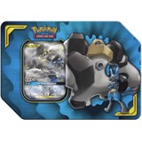 PT47 - Thẻ bài Pokemon Lucario & Melmetal-GX Power Partnership Tin