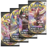 PP26 - Thẻ bài Pokemon TCG Sword & Shield Rebel Clash