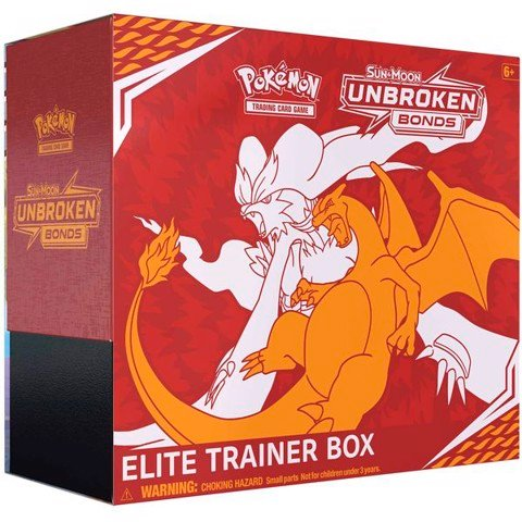PE24 - Bài Pokemon Unbroken Bonds Elite Trainer Box