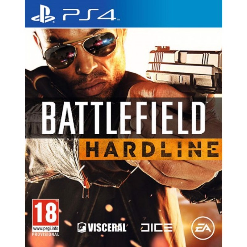 PS4069 - BATTLEFIELD HARDLINE