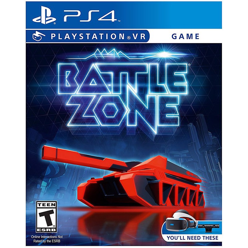 PS4214 - BATTLEZONE (PLAYSTATION VR)