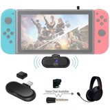 Bluetooth adapter for Nintendo Switch Gulikit Route+ Pro