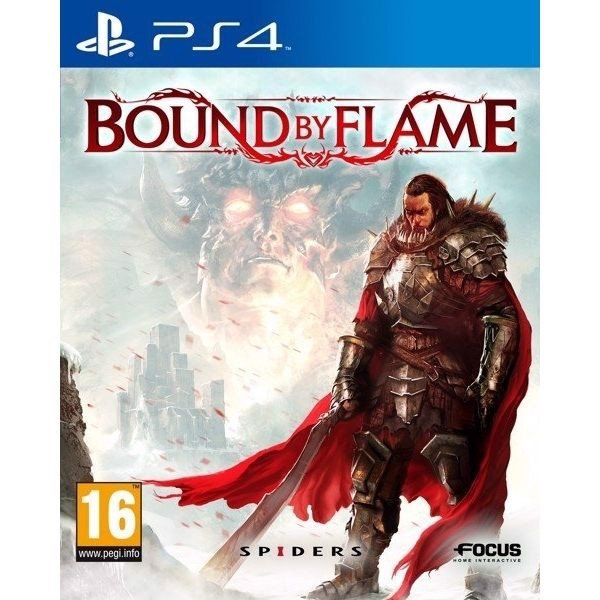 PS4013 - BOUND BY FLAME