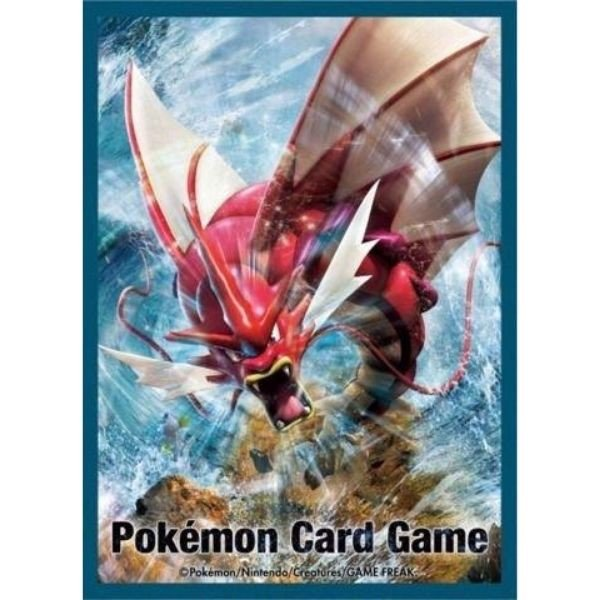 Sleeves bọc bài Pokemon BREAKpoint - Shiny Mega Gyarados