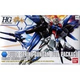 BUILD STRIKE GUNDAM FULL PACKAGE [PLAVSKY PARTICLE CLEAR VER] (HGBF - 1/144)