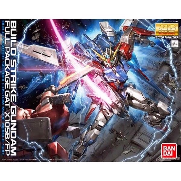 BUILD STRIKE GUNDAM FULL PACKAGE (MGBF - 1/100)