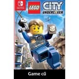 LEGO City Undercover cho Nintendo Switch [Second-Hand]