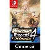 Warriors Orochi 4 Ultimate cho Nintendo Switch [Second-hand]