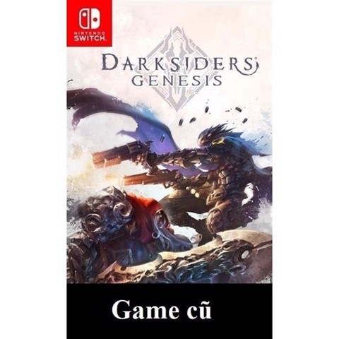 Darksiders Genesis cho Nintendo Switch [Second-hand]