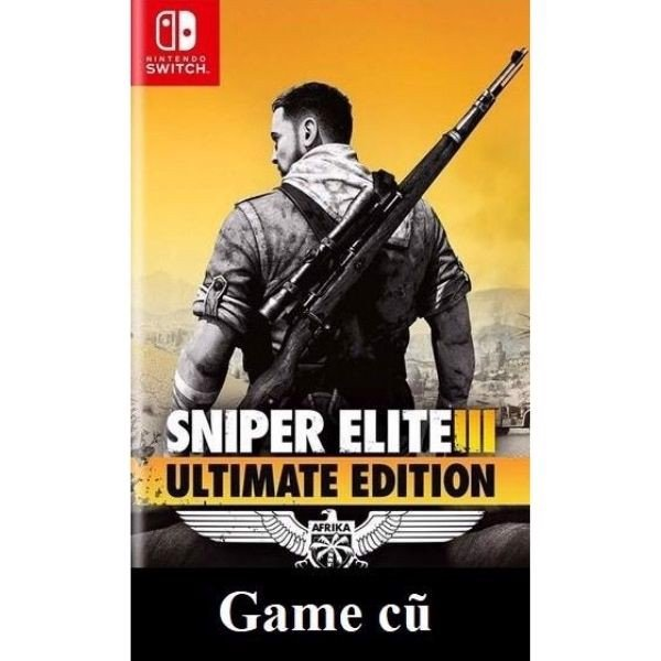 Sniper Elite 3 Ultimate Edition cho Nintendo Switch [Second-hand]