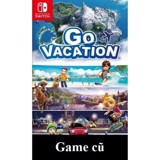Go Vacation cho Nintendo Switch [Second-Hand]