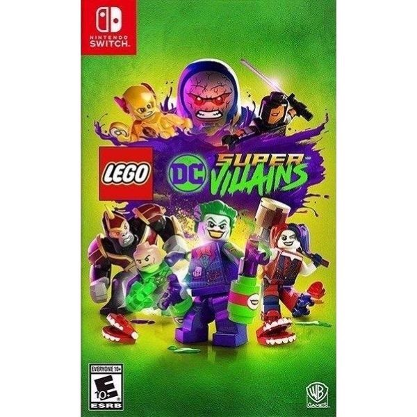 SW085 - Lego DC Super-Villains cho Nintendo Switch