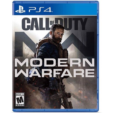 PS4346 - Call of Duty: Modern Warfare cho PS4