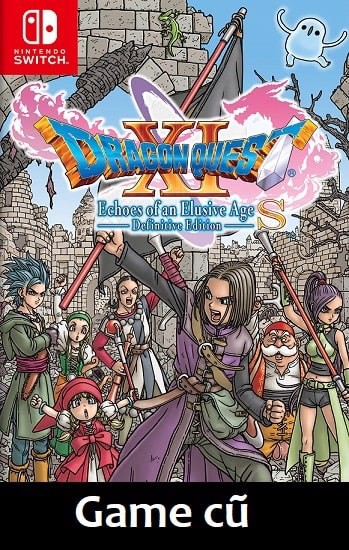 Dragon Quest XI S: Echoes of an Elusive Age – Definitive Edition cho Nintendo Switch [Second-hand]
