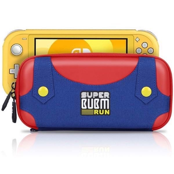 Case đựng Nintendo Switch Lite Super Bubm Run cao cấp