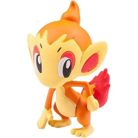Chimchar (Pokemon Figure Moncolle-EX)
