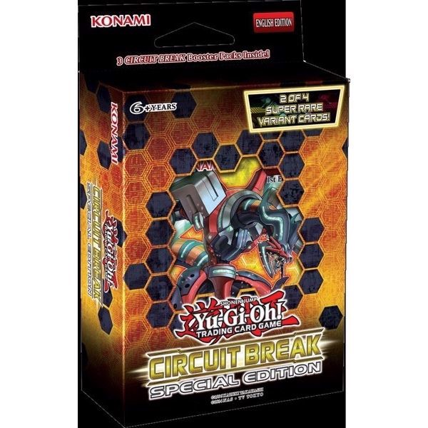 YG014 - Circuit Break Special Edition (Yu-Gi-Oh! TCG)