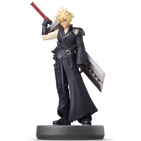 Cloud 2P Fighter amiibo (Super Smash Bro series)
