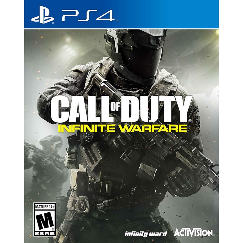 PS4165A - CALL OF DUTY: INFINITE WARFARE (STANDARD EDITION)