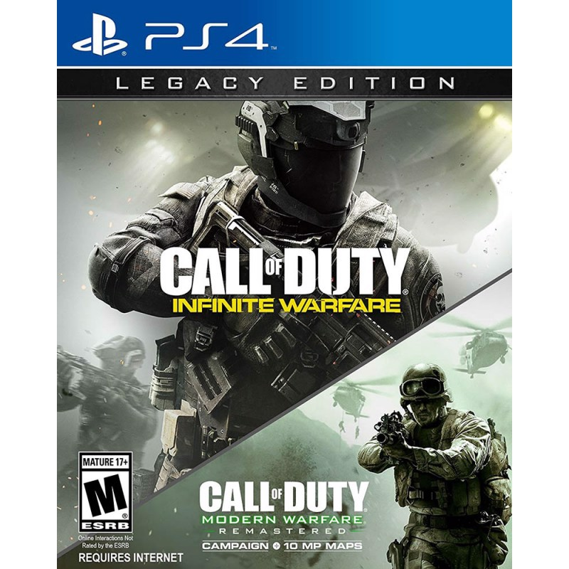PS4165B - CALL OF DUTY: INFINITE WARFARE (LEGACY EDITION)