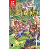 SW123 - Collection of Mana cho Nintendo Switch