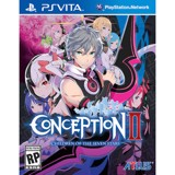 V026 - CONCEPTION II: CHILDREN OF THE SEVEN STARS