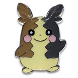 PB122 - Thẻ Bài Pokemon Morpeko Pin Collection