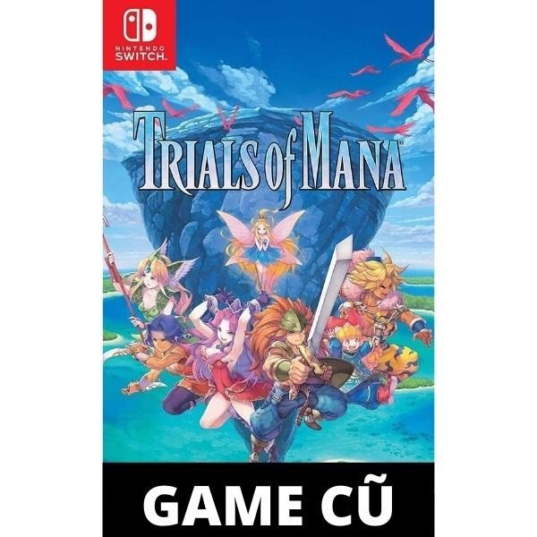 Trials of Mana cho Nintendo Switch [Second-hand]