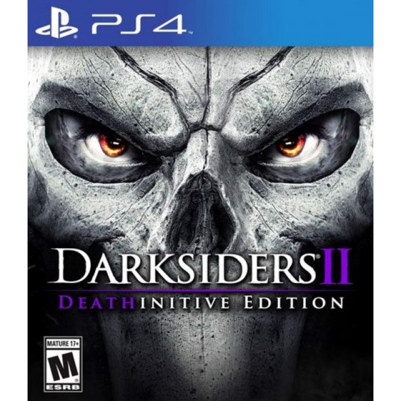 PS4104 - DARKSIDERS II - DEATHINITIVE EDITION