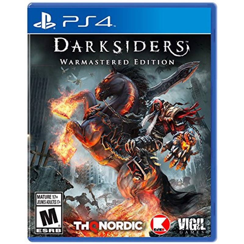 PS4155 - DARKSIDERS: WARMASTERED EDITION