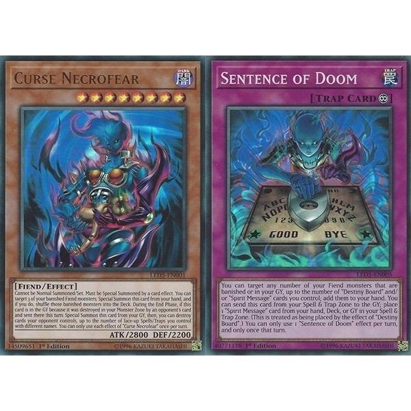 YG064 - Thẻ bài Yugioh Legendary Duelists: Immortal Destiny