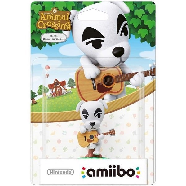 K.K. Slider Animal Crossing Amiibo