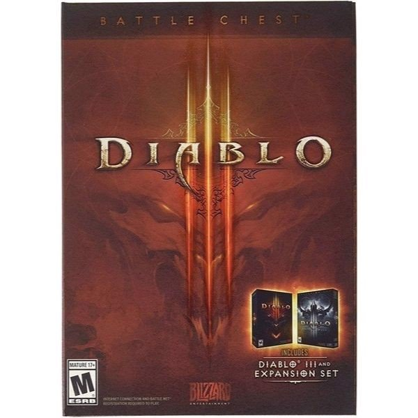 PC008 - DIABLO III: REAPER OF SOULS