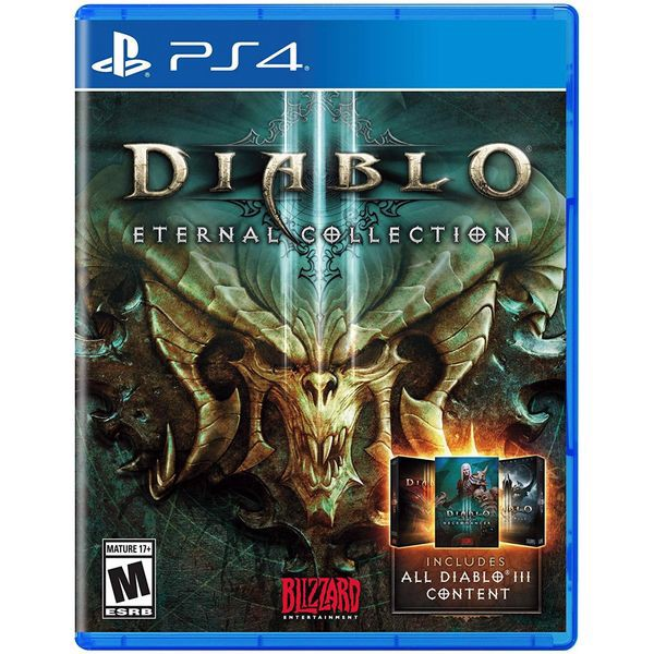 PS4021 - Diablo 3 Eternal Collection cho PS4