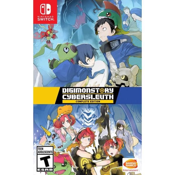 SW140 - Digimon Story Cyber Sleuth: Complete Edition cho Nintendo Switch