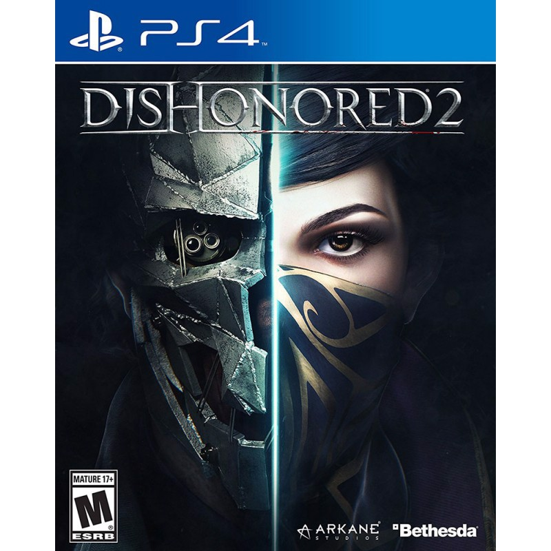 PS4152 - DISHONORED 2 LIMITED EDITION