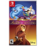 SW182 - Disney Classic Games: Aladdin and The Lion King cho Nintendo Switch