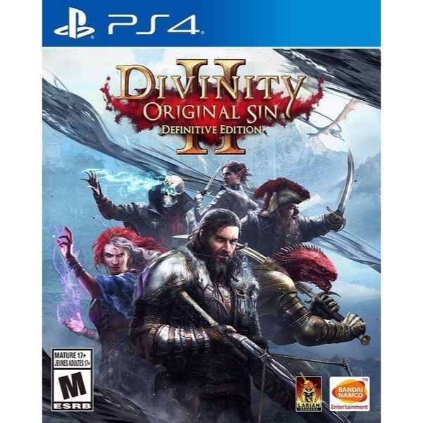 PS4294 - Divinity: Original Sin 2 - Definitive Edition cho PS4