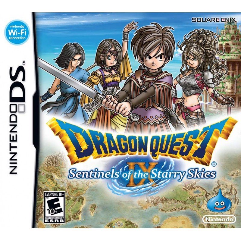 DS044 - DRAGON QUEST IX: SENTINELS OF THE STARRY SKIES